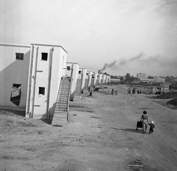 חולון 1950 - הצילום פורסם עי תום ברייטמן בקבוצת חובבי היסטוריה